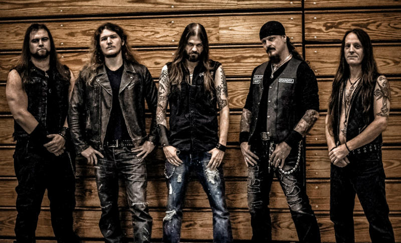 Iced Earth Alive in Greece