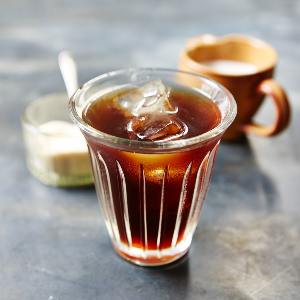 Coffee cold brew
