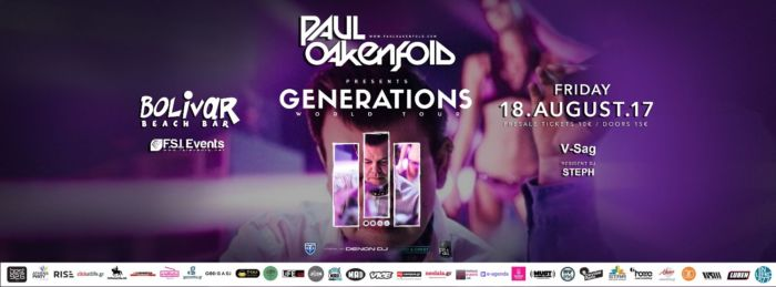 Official Facebook Cover - Paul Oakenfold